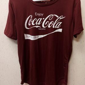 Coca-Cola t-shirts size medium